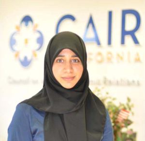 Zahra Billoo the Executive Director of SF Bay Area CAIR